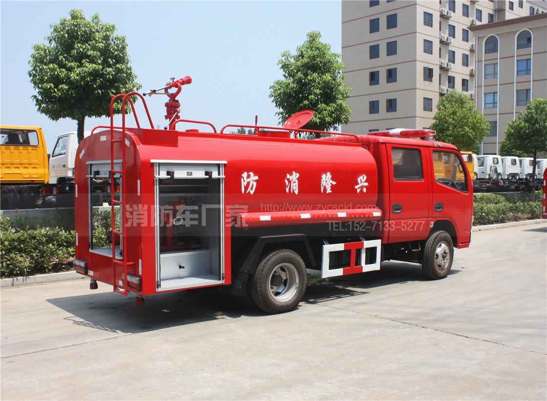 【10万以内】东风4吨简易消防车
