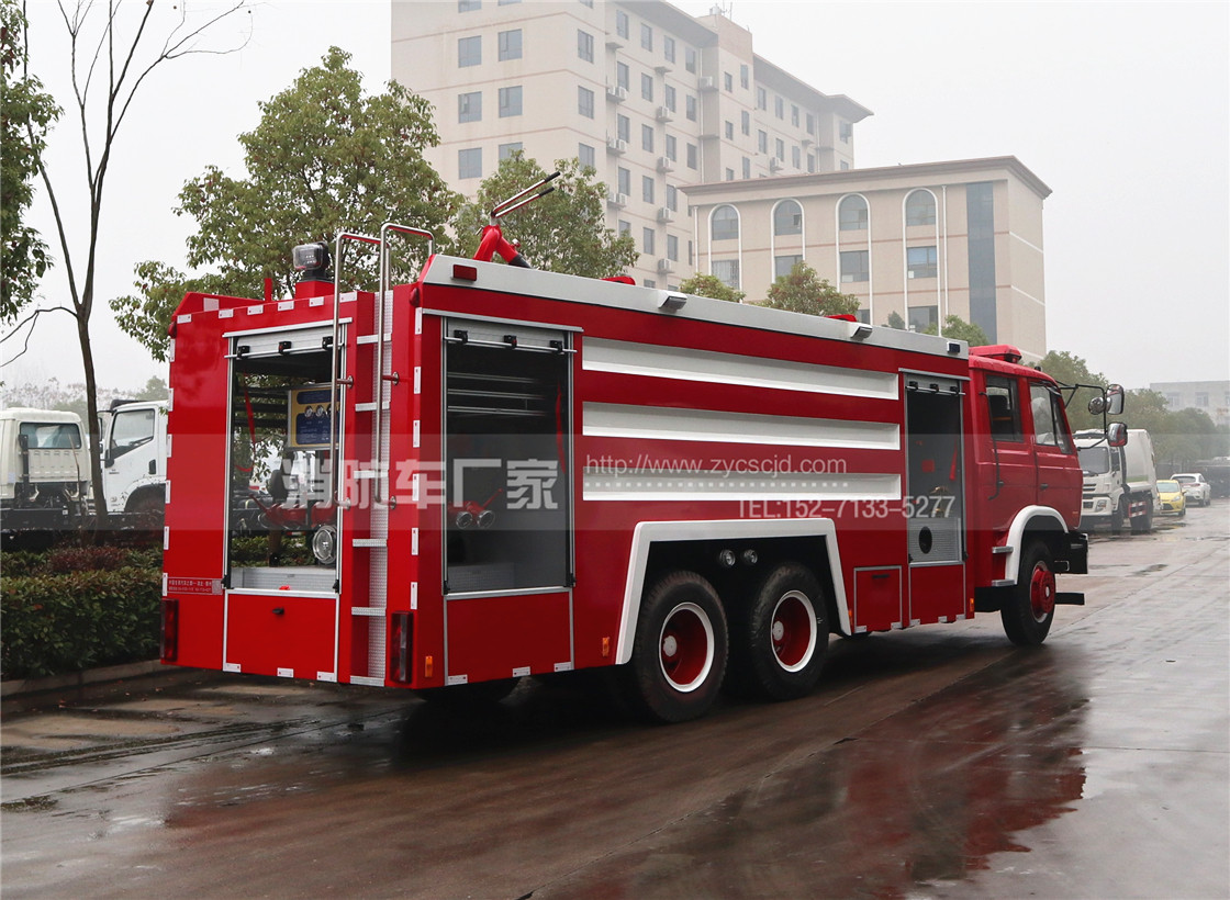 10吨重型水罐消防车【东风】