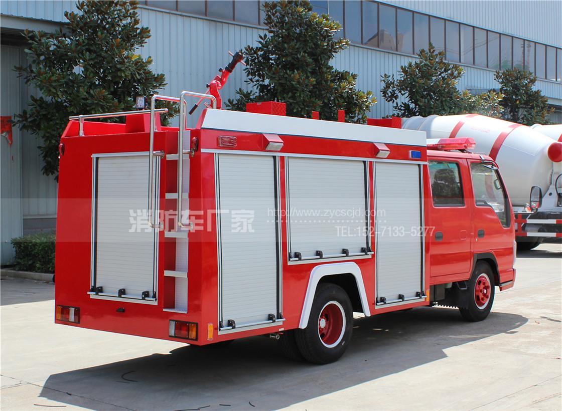【10-20万】五十铃2吨水罐消防车