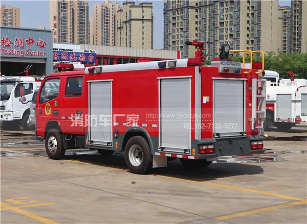【东风牌】国六3吨水罐消防车