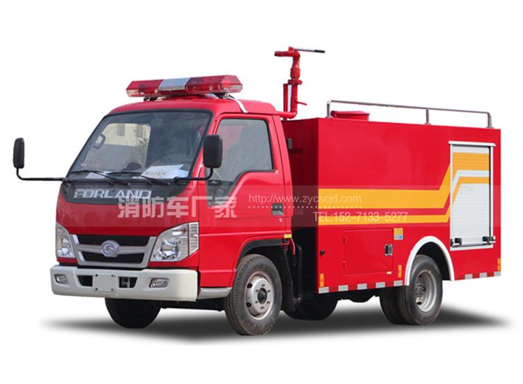 【10万以内】福田2吨简易消防车