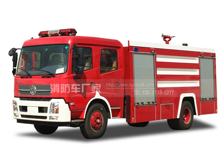 【20-40万】东风天锦8吨水罐消防车