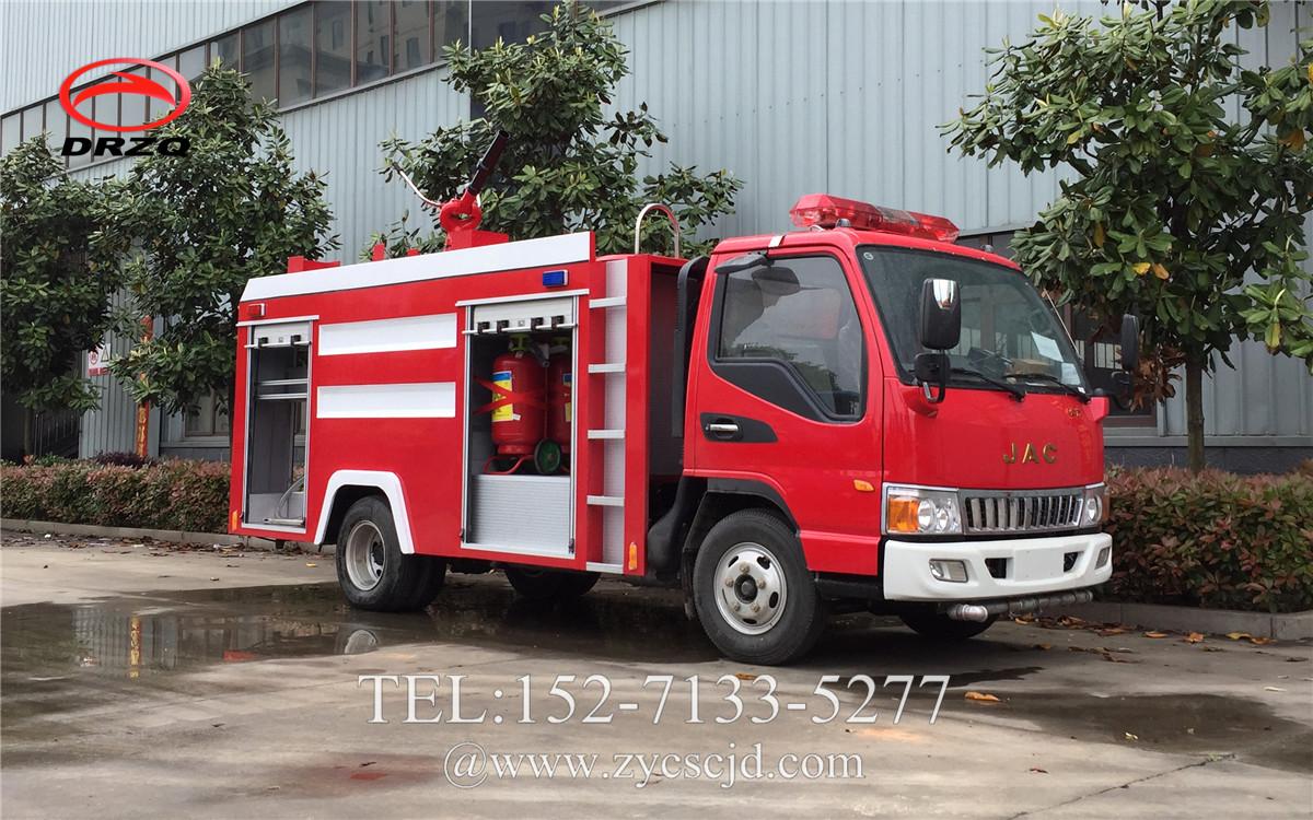 江淮3吨消防车