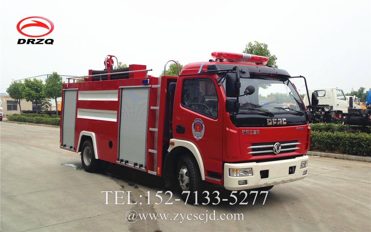 东风多利卡4-5吨消防车
