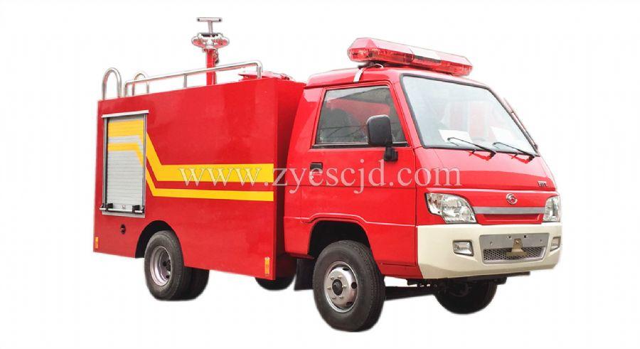 1.5吨福田消防车