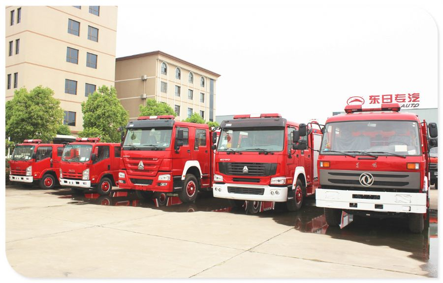 如何预防消防车辆安全事故