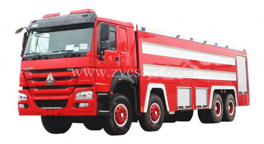 消防车日常维护保养及主要事项