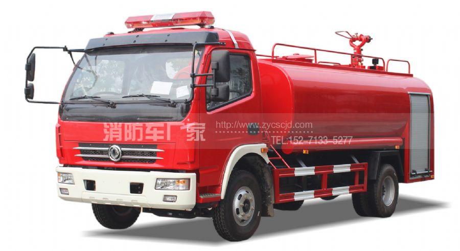 东风多利卡6吨简易消防车