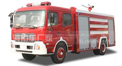 东风天锦8吨消防车