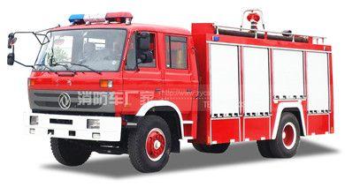 东风153 6吨消防车