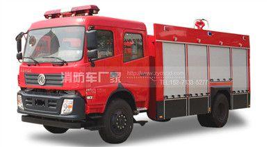 国五东风153 6吨消防车