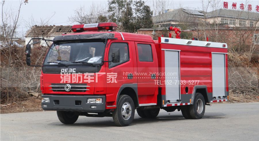 企业单位购买消防车如何选择需要注意什么