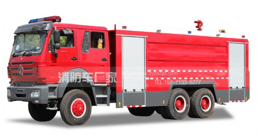 长安、福田、江淮、北奔等其他品牌消防车