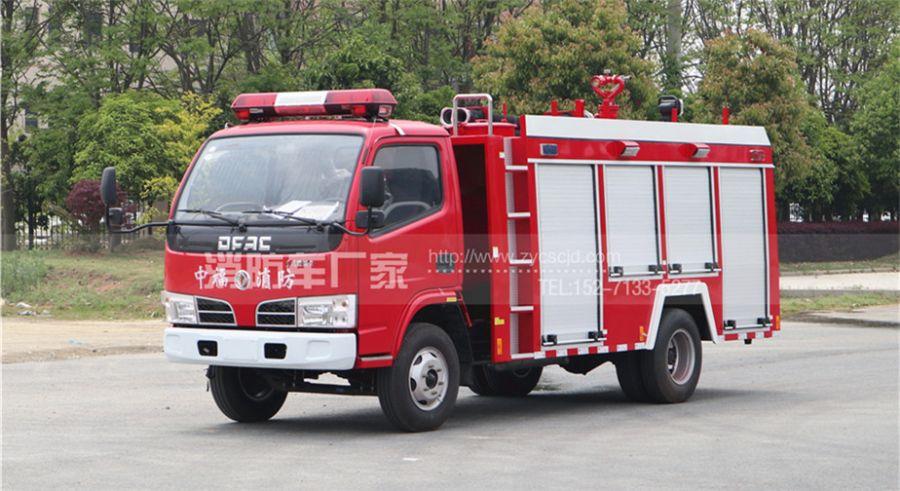 消防车道的宽度设置及建成区消防车道注意事项
