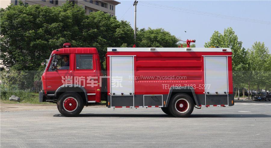 如何选购消防车 购买消防车时需要注意什么