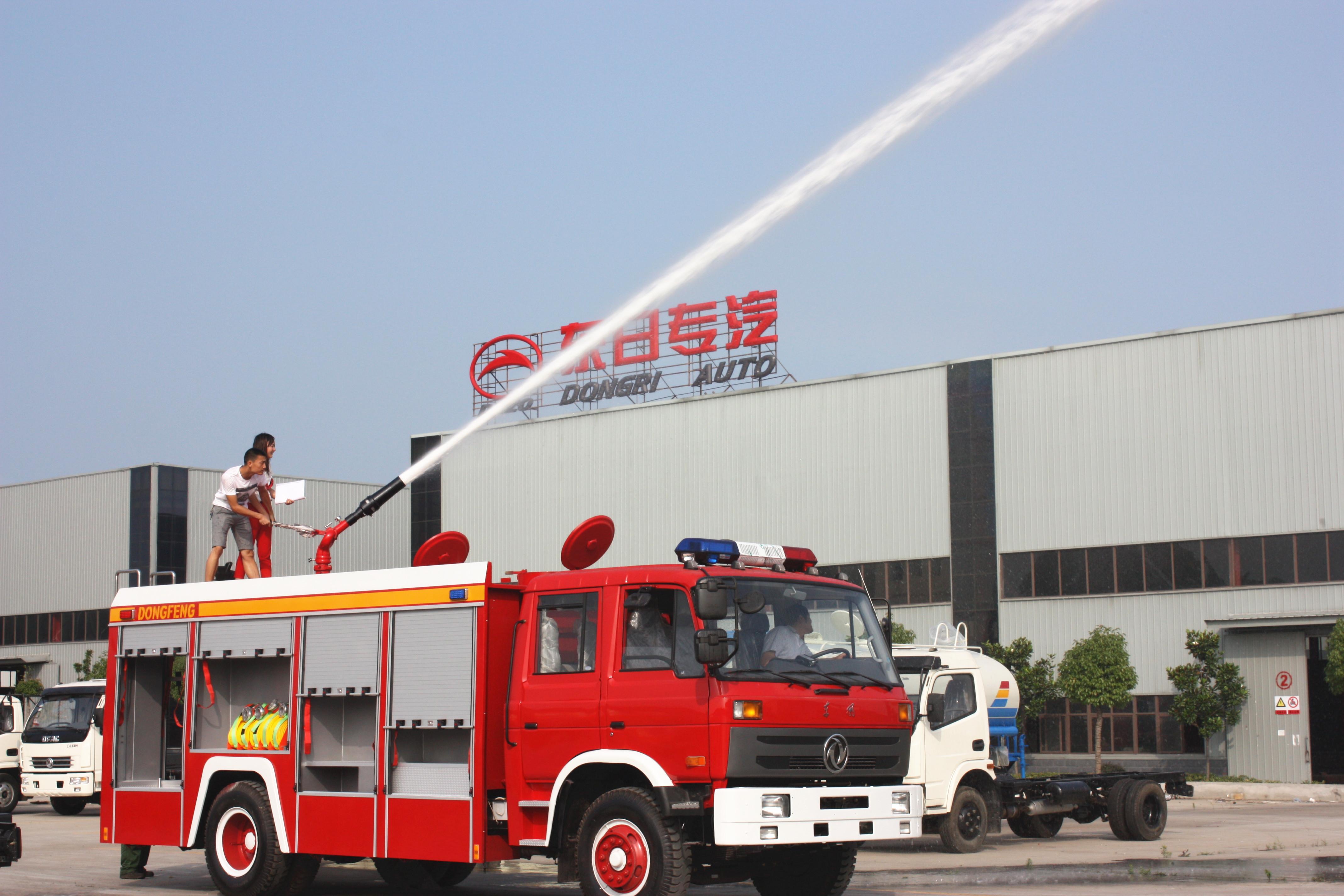 消防车如何操作、维护及保养