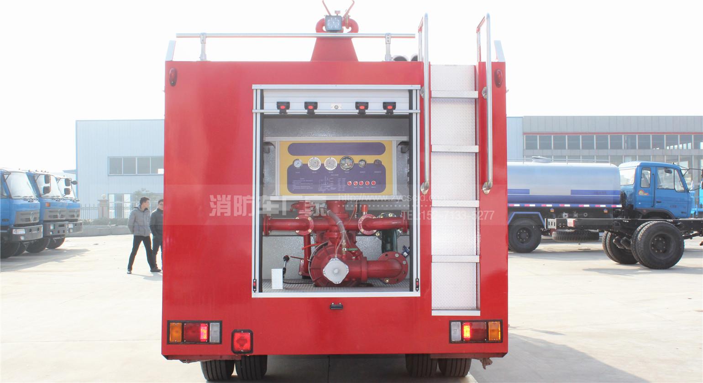 消防车防冻装置燃油加热器的安装步骤及注意事项