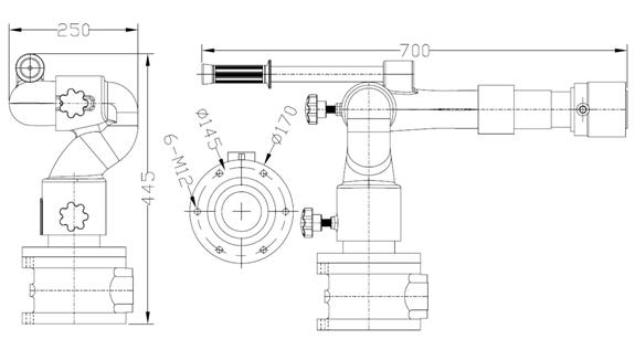 水罐消防车消防炮的型号及图解
