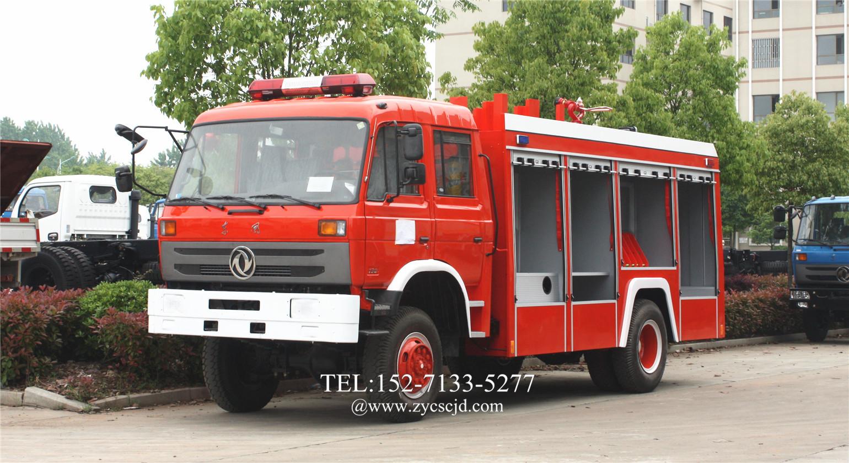 消防车服役的五个阶段需要怎样保养