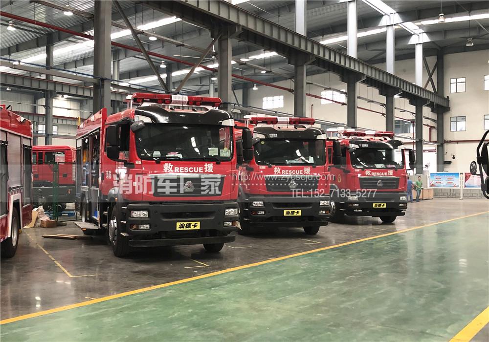 关于国六排放标准消防车上市时间及价格说明