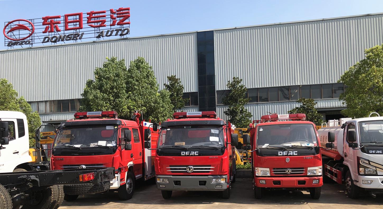 国内32家消防车厂家及企业简介