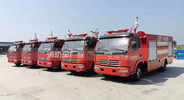 怎样解读消防车的品牌 国内知名消防车品牌排名