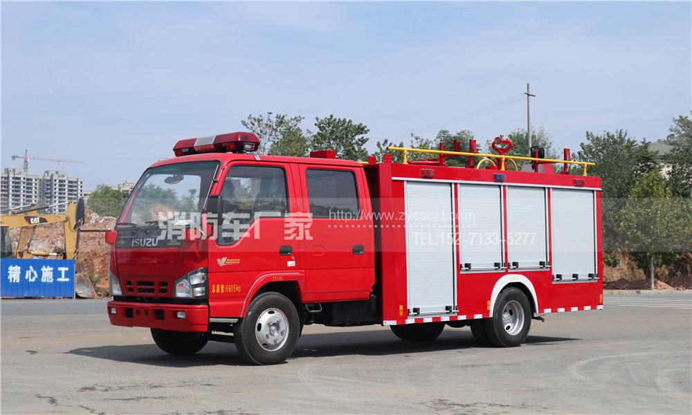 消防车厂家教您消防车六步轻松上牌