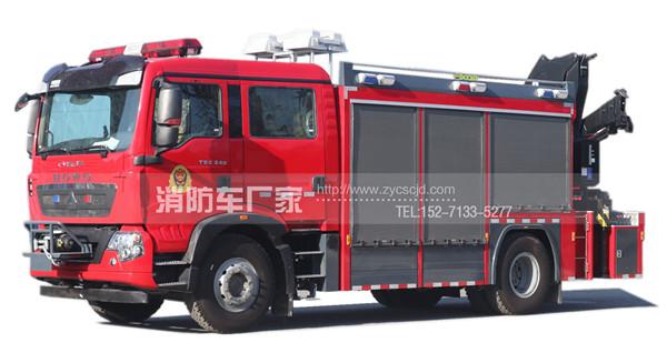 国内知名消防车品牌介绍