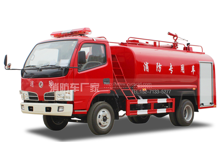 【10万以内】东风5吨简易消防车
