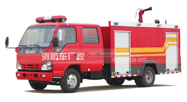 3吨消防车多少钱一辆 如何选择购买