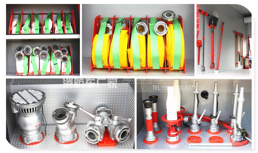 消防车专用水枪的分类及使用方法(新用户须知)